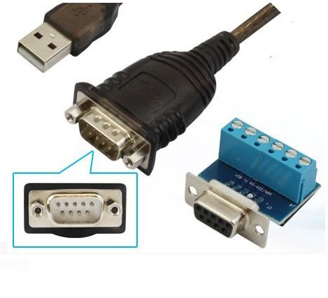 Bộ chuyển đổi USB2.0 sang RS485 chính hãng Unitek Y-1082