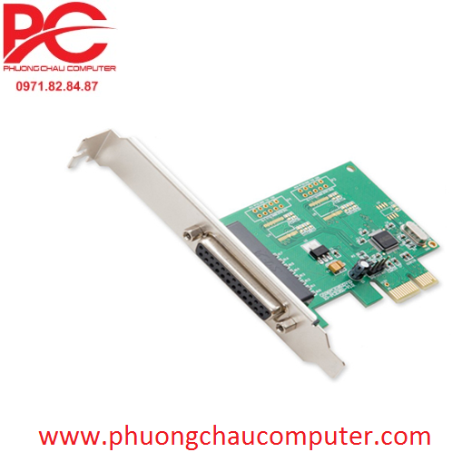 Card PCI Express x1 to LPT