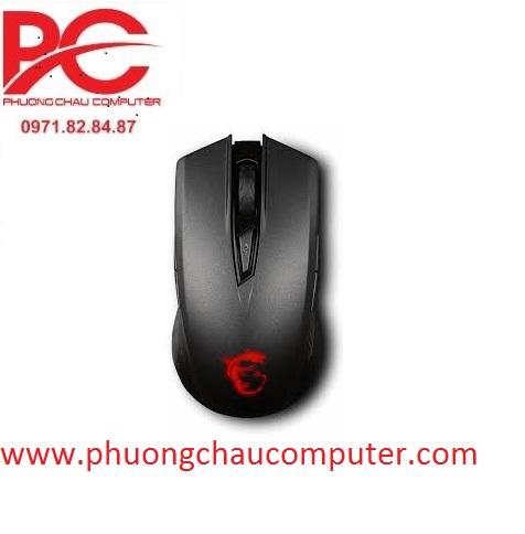 Chuột MSI Clutch GM40 GAMING (White/Black)
