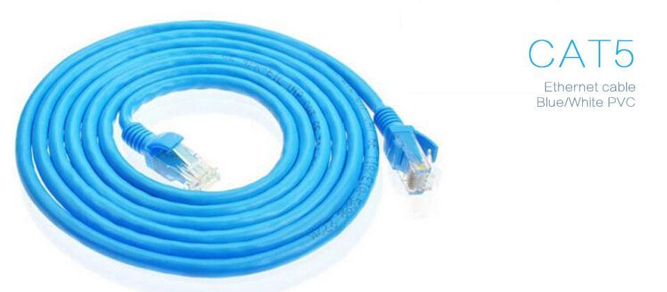 CABLE NETWORK LAN 30 M UNITEK   (Y-C817).