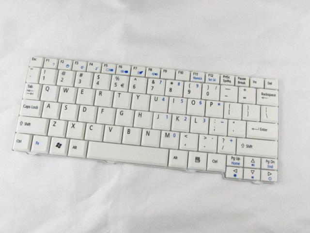 Bàn phím máy tính Acer One ZG5 Trắng