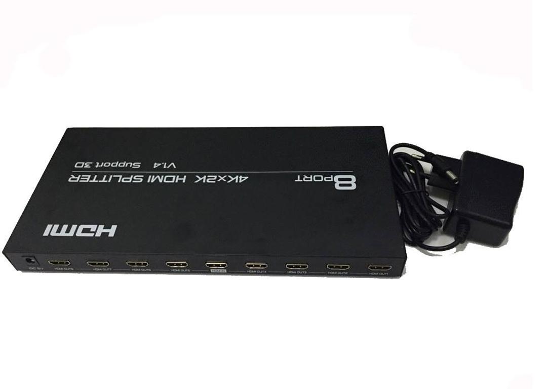 Multi HD 8-1 FJGEAR 4kx2k HD-4k108
