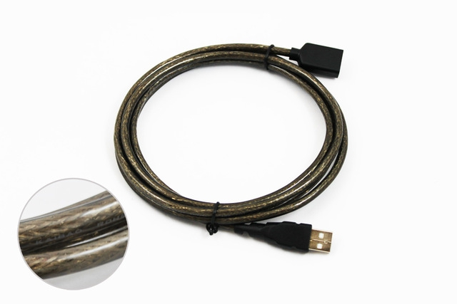 CÁP USB NỐI DÀI 5 MÉT UNITEK (Y-C418)