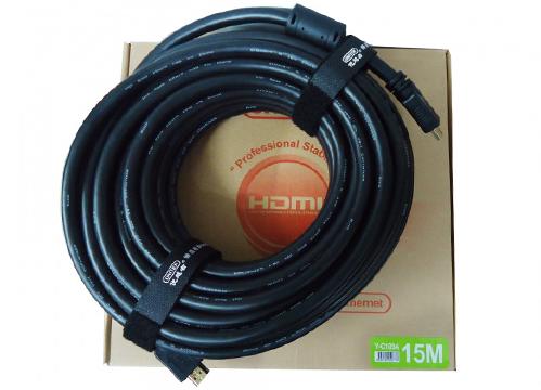 CÁP HDMI 8 MÉT UNITEK (Y-C141)