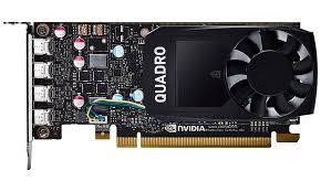 VGA NVIDIA Quadro P600