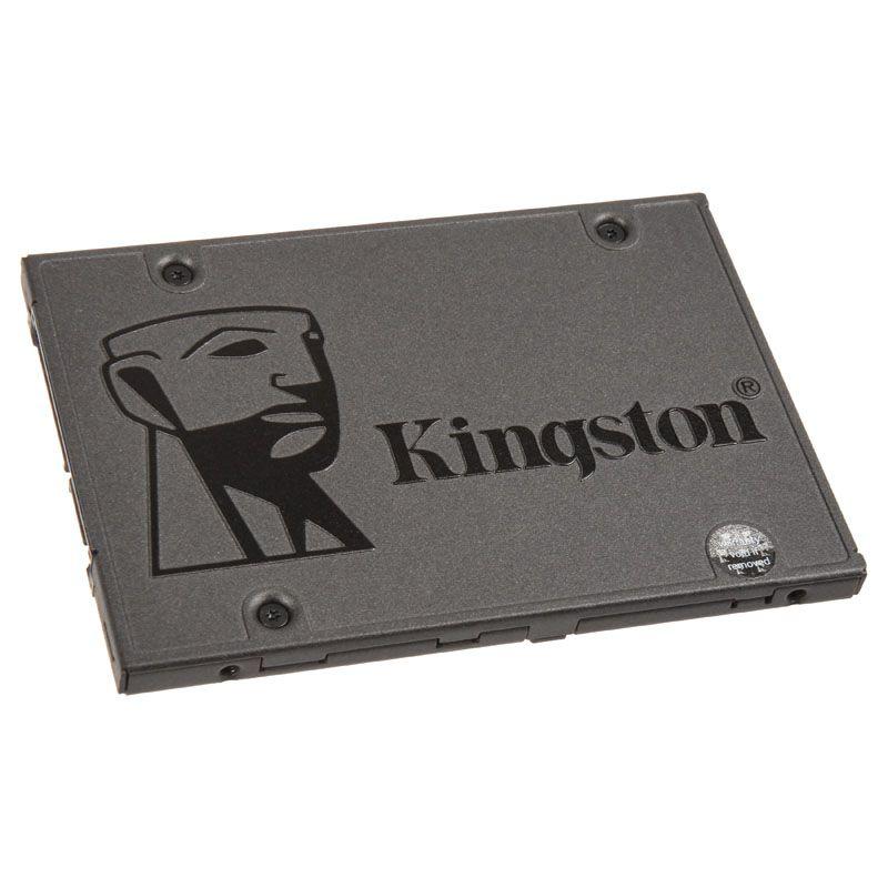 Ổ SSD Kingston SA400 120Gb SATA3 (đọc: 500MB/s /ghi: 320MB/s)