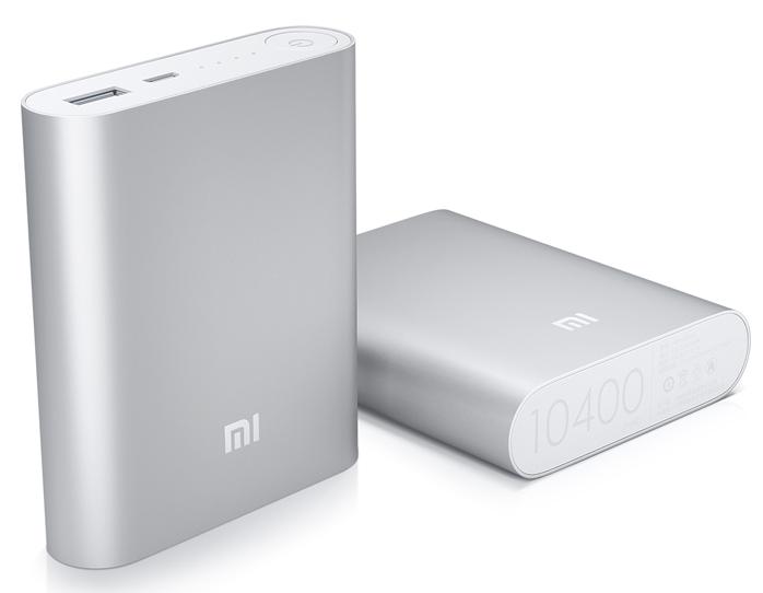 Pin sạc dự phòng Xiaomi Mi 10000mAh (1 CỔNG USB)