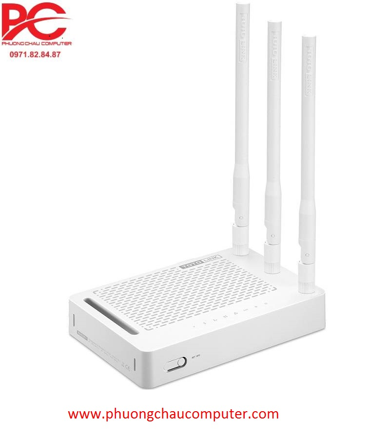 Router wifi Chuẩn N Totolink N302R Plus