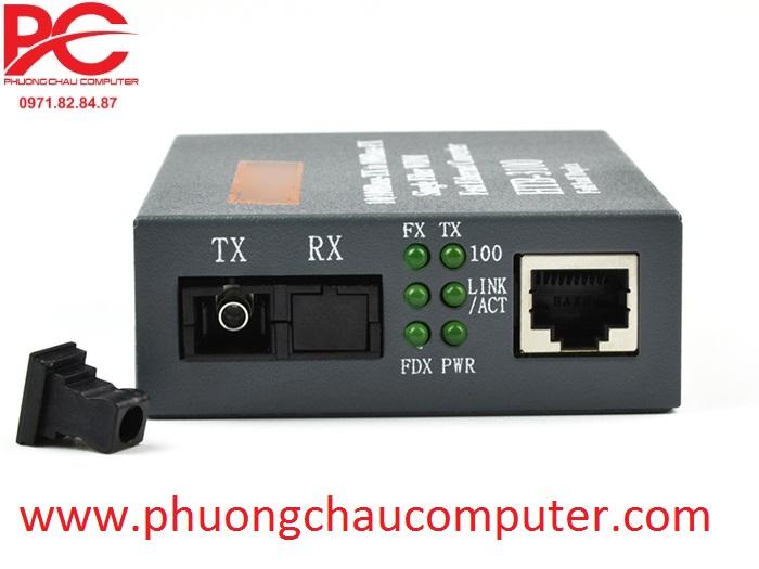 Bộ chuyển đổi quang điện 25KM NetLink HTB-3100A (LAN Quang)