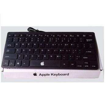Bàn phím có dây Mini Apple K1000 (khuyết phím số)