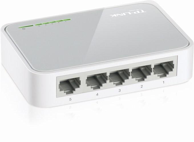Switch TP Link 5 Port TL-SF1005D
