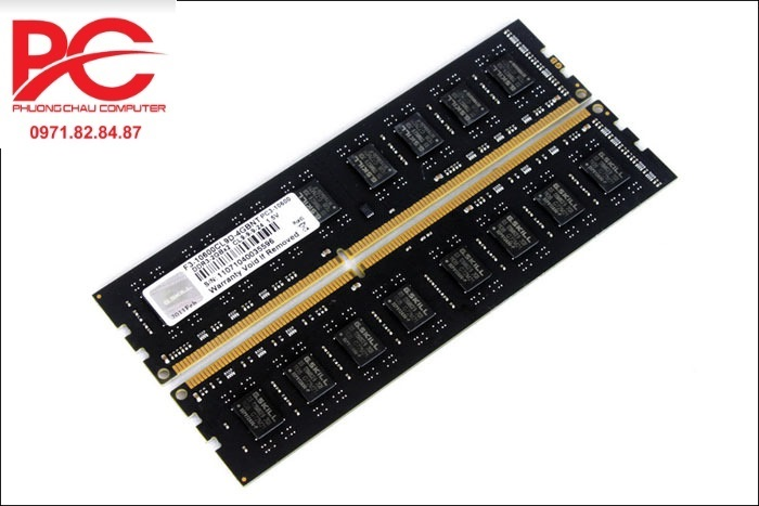 Ram GSKill DDR3 8GB bus 1600MHz - F3-1600C11S-8GNT