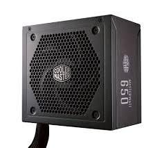 Nguồn Cooler Master MASTERWATT 650W semi modular
