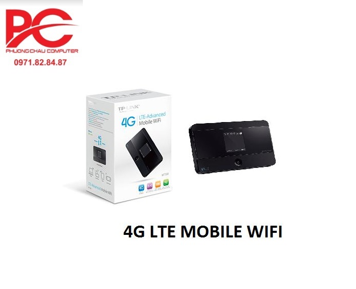 4G LTE-Advanced Mobile Wi-Fi (EU) M7350