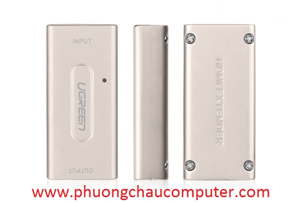 Đầu nối HDMI chính hãng cao cấp Ugreen 40265