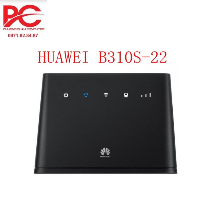 Bộ phát Wifi 3G/4G Huawei N B310s-22 LTE CPE