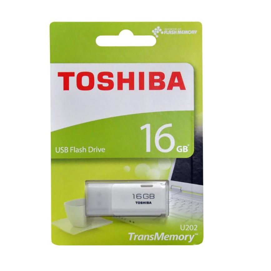 USB 3.0 Toshiba Hayabusa U301 16GB (Trắng)