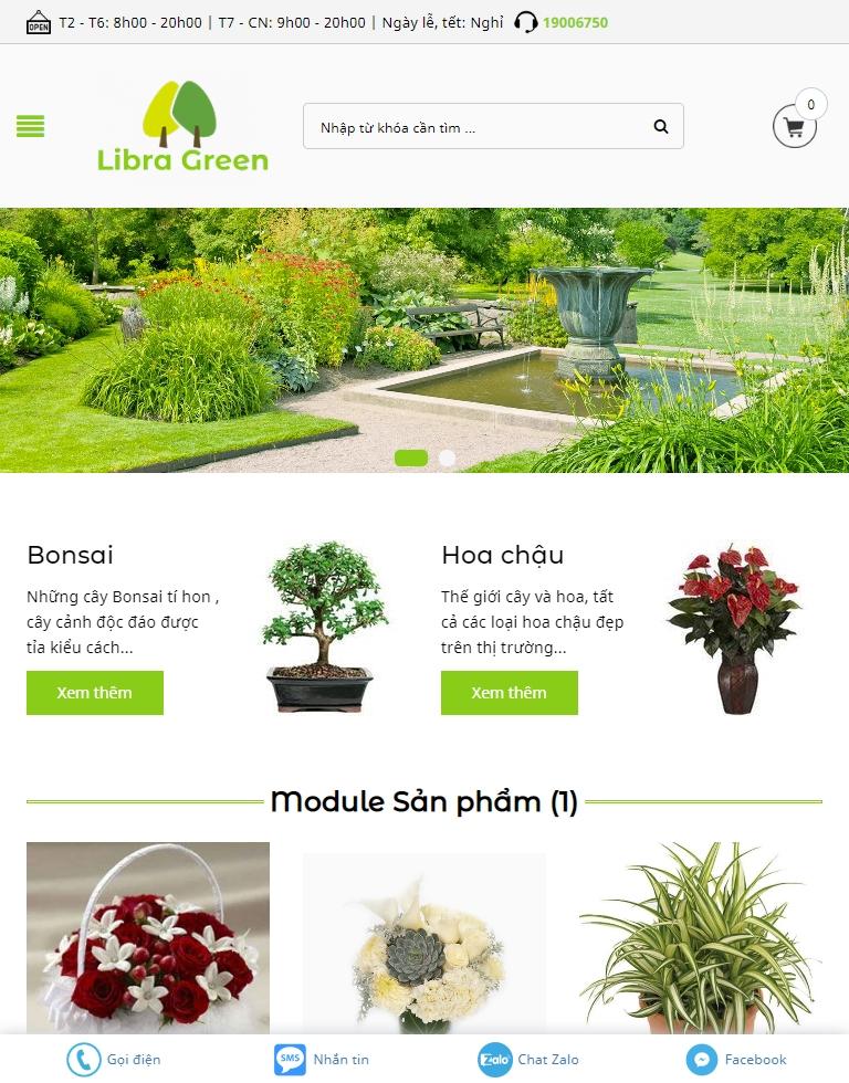Libra Green