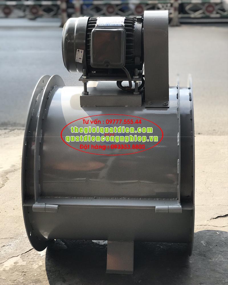 Quạt hút buồng xử lý sơn công nghiệp
