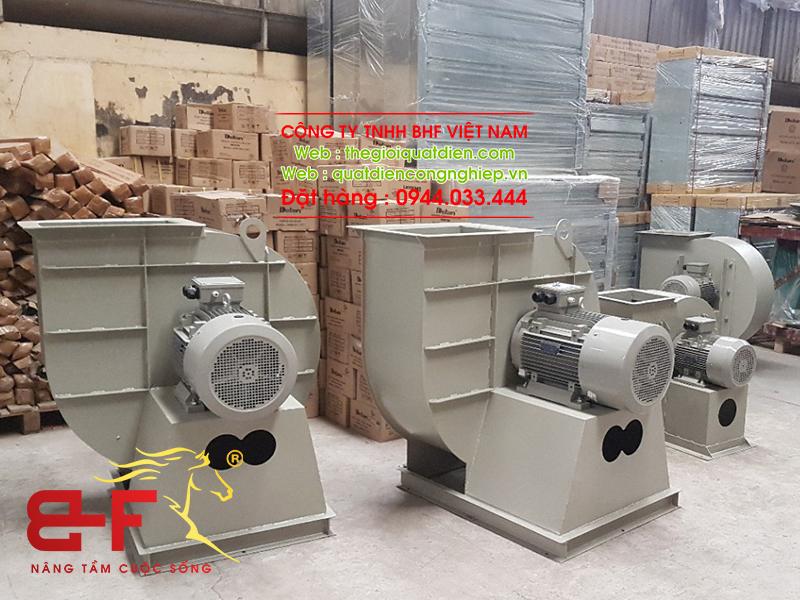Quạt ly tâm công nghiệp dòng trung áp 30HP/22KW 2