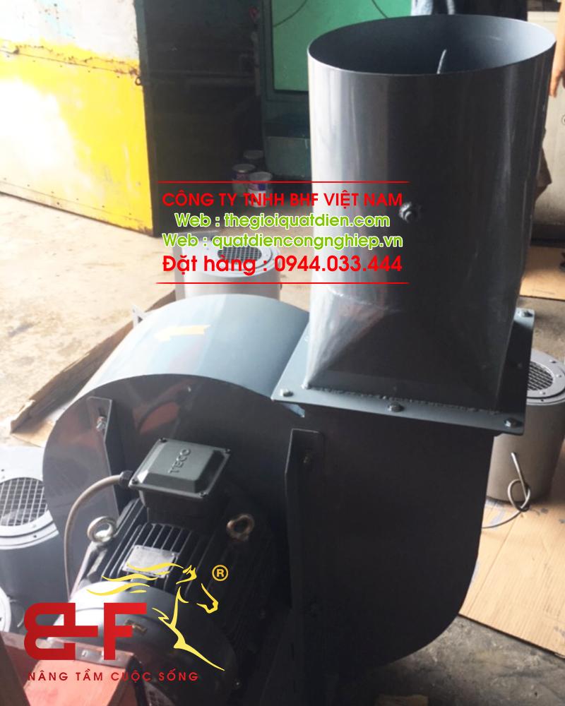 Quạt ly tâm trung áp 20HP 15KW 1