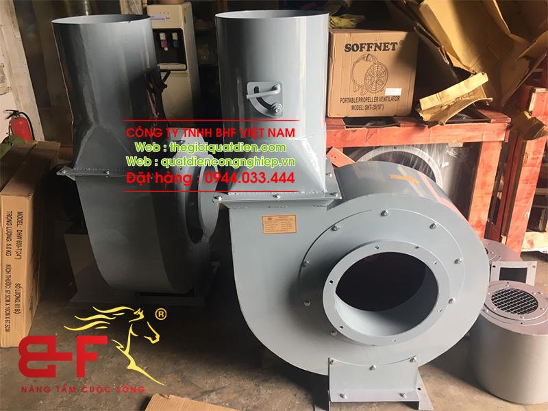 Quạt ly tâm trung áp 20HP 15KW 2