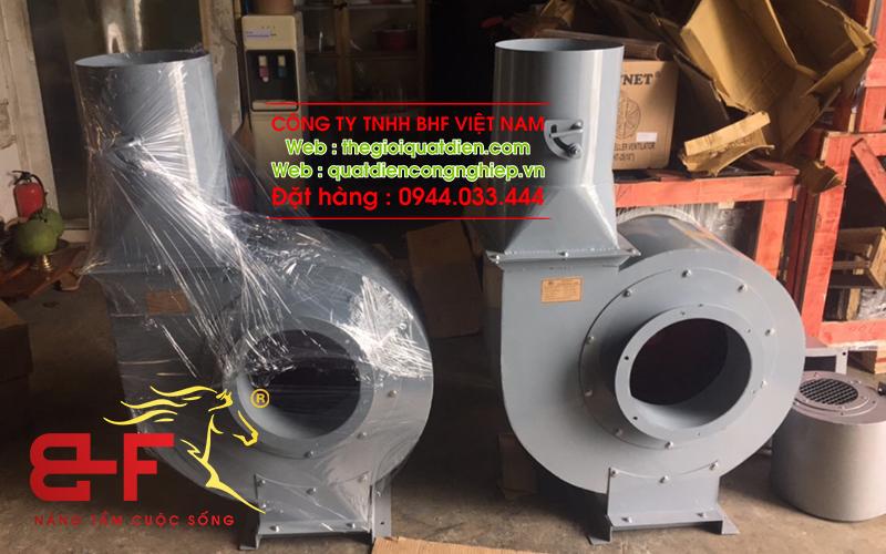 Quạt ly tâm trung áp 15HP 11KW 3