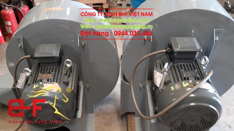 Quạt ly tâm trung áp 15HP 11KW 6