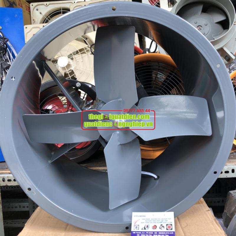 Quạt thông gió tản nhiệt - motor khía