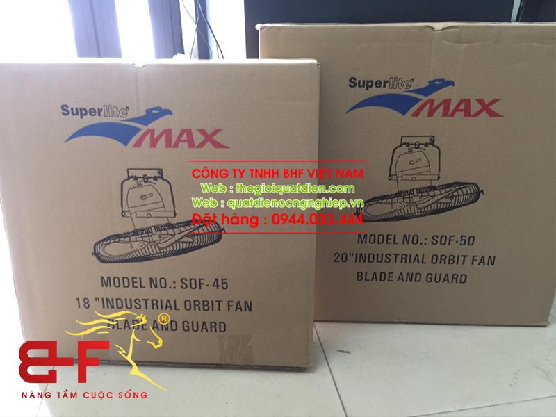 Quạt trần đảo công nghiệp Superlite Max SOF-50 (3)