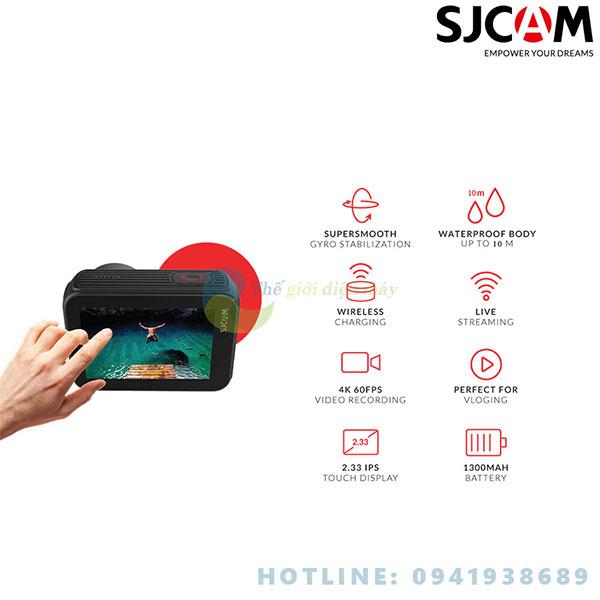 SJCAM SJ9 đầu tiên tại Việt Nam, giá chỉ 5tr2!! | Tinhte vn