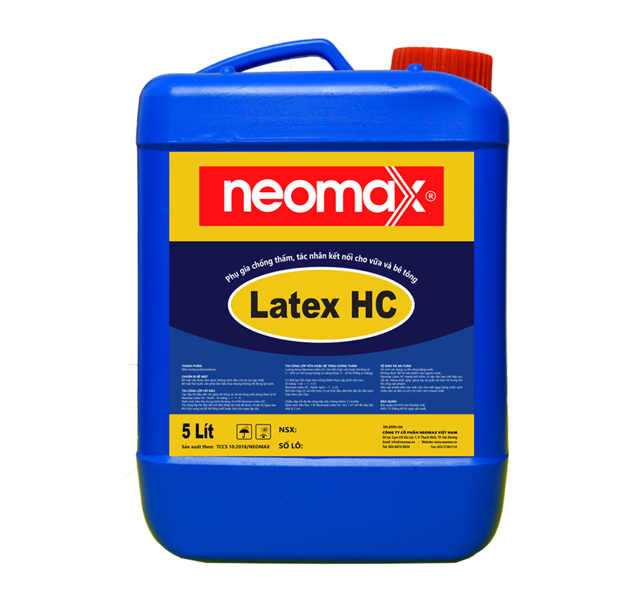 neomax-latex-hc