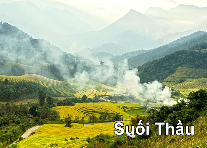Nậm Lỳ - Suối Thầu