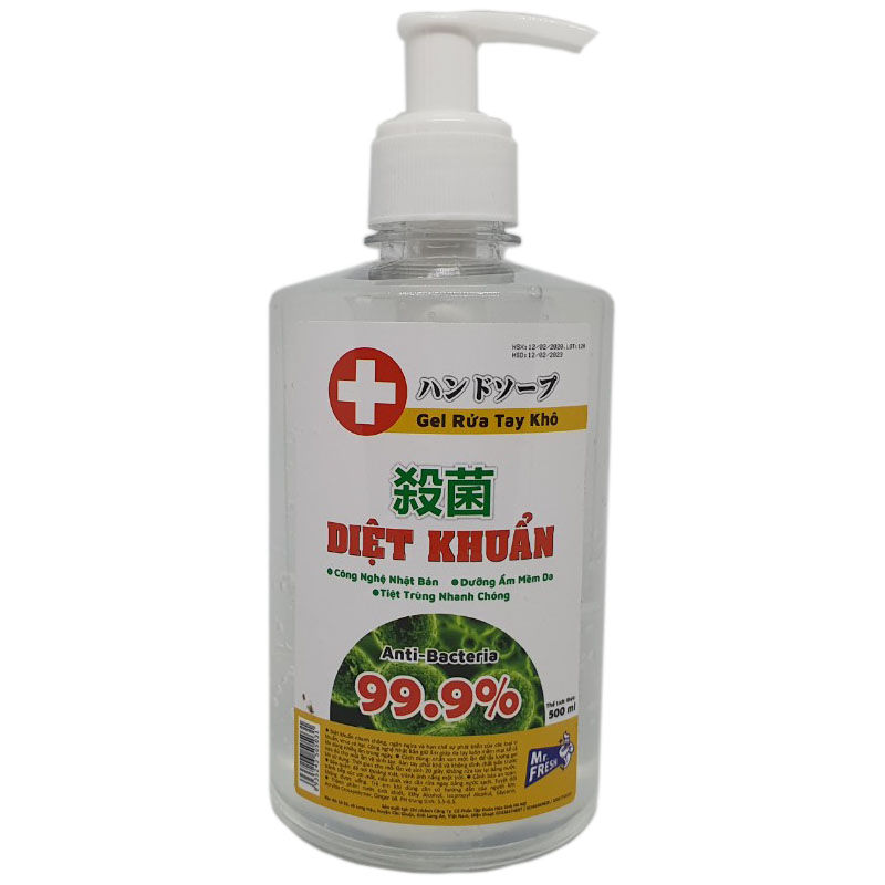 gel-rua-tay-kho-diet-khuan-mr-fresh-500ml