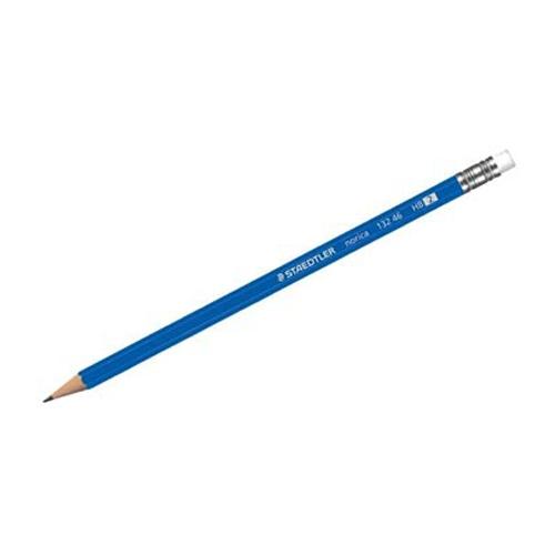 Bút chì Staedtler 2B thân có tẩy