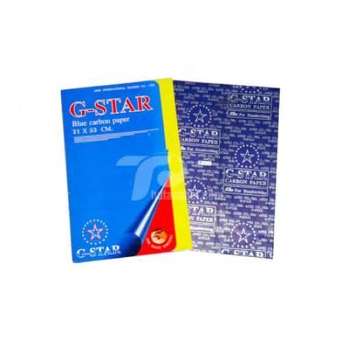 Giấy than Mỹ G-STAR màu xanh