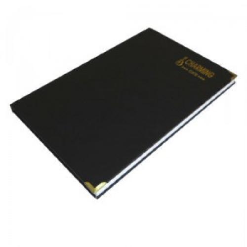 Sổ bìa da CK7 khổ 14,5 x 21cm dày