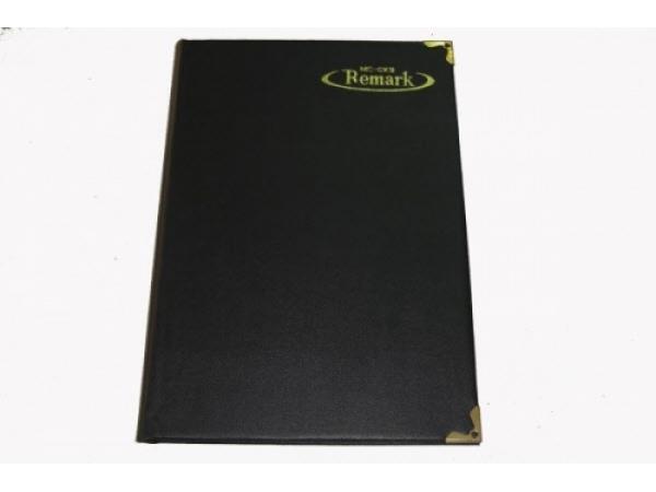 Sổ bìa da CK8 khổ 16 x 24cm