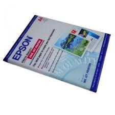 Giấy in màu Epson A4 (100tờ/tập)