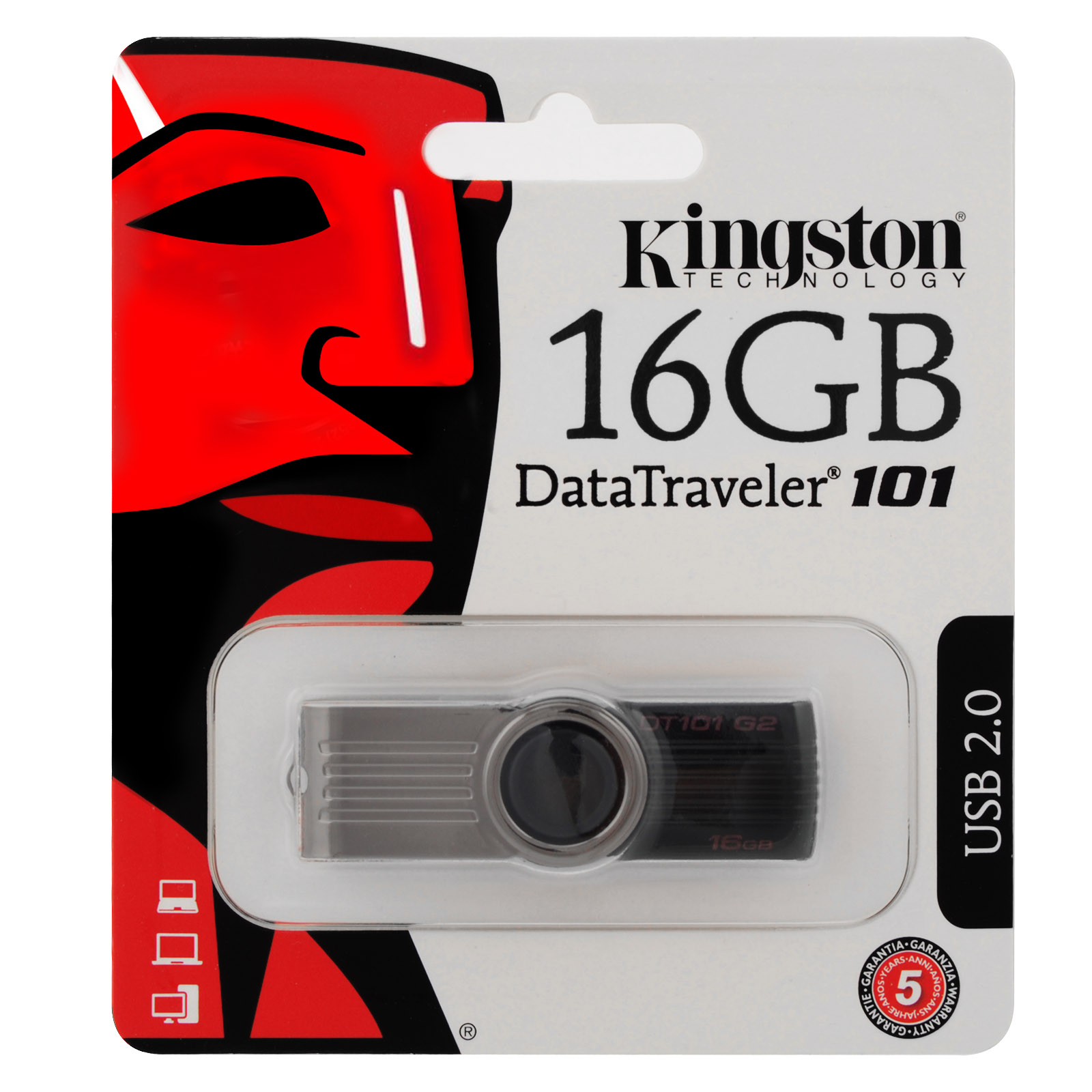 USB 16G Kingston 16G Data Traveler 101