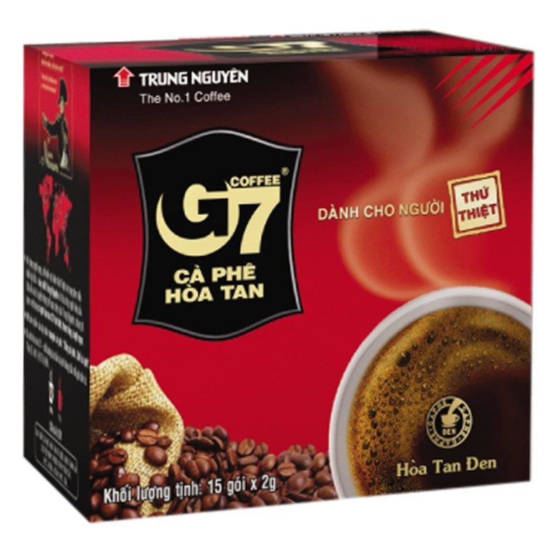 Cà phê G7 ( 21tui/ hộp)