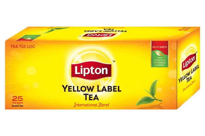 Trà Lipton(25 gói/ hộp)