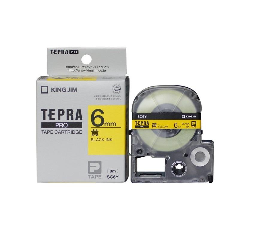 Băng mực Tepra chính hãng Nhật (các cỡ)