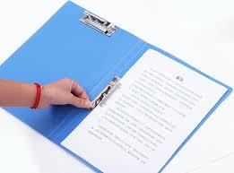 File kẹp tài liệu 2 khóa