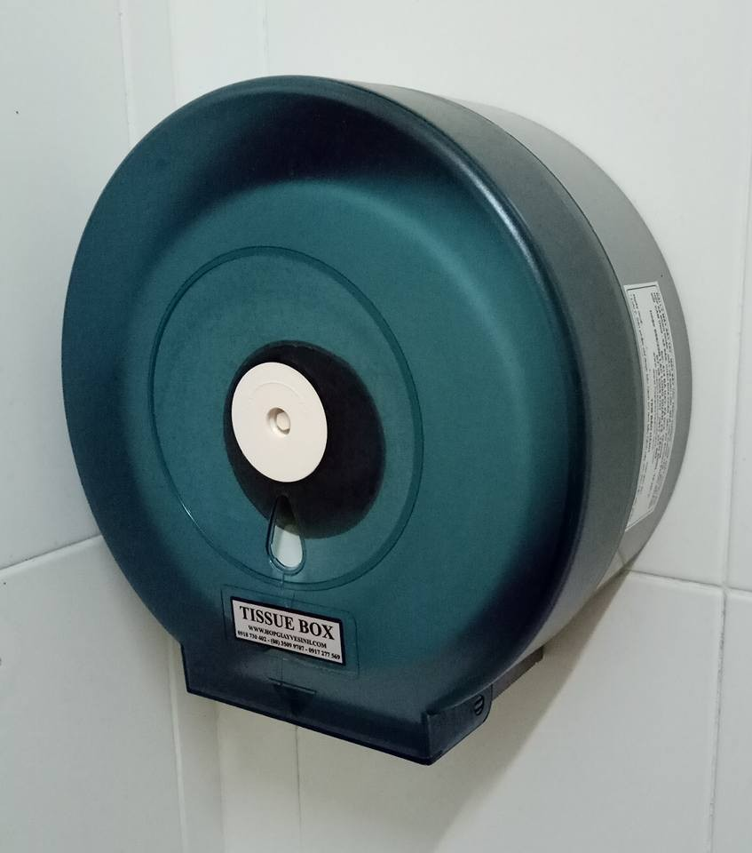 Hộp đựng giấy vệ sinh cuộn lớn