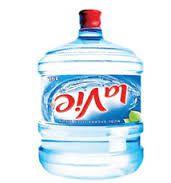 Nước tinh khiết Lavie bình 19L