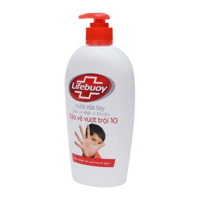 Nước rửa tay Lifebouy (chai)