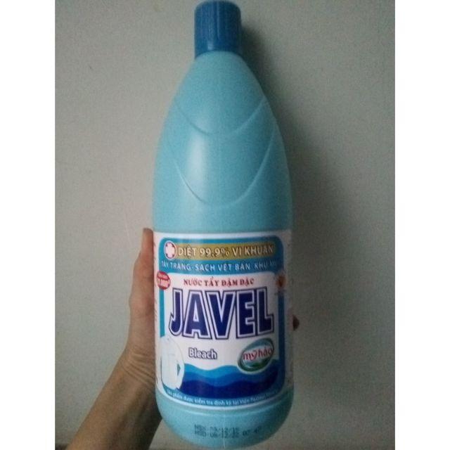 Nước tẩy Javel đậm đặc