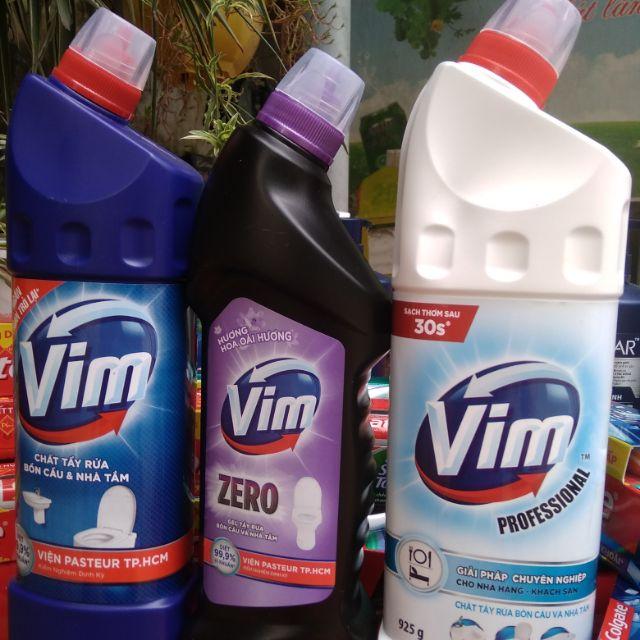 Nước tẩy vệ sinh Vim