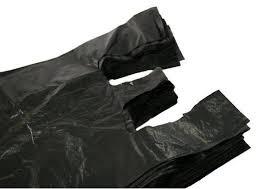 Túi nilon đen đựng rác 5/10/15/20/25/30kg